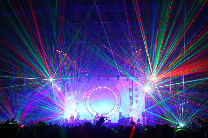 Diffraction Gradings (photo: ER Productions)
