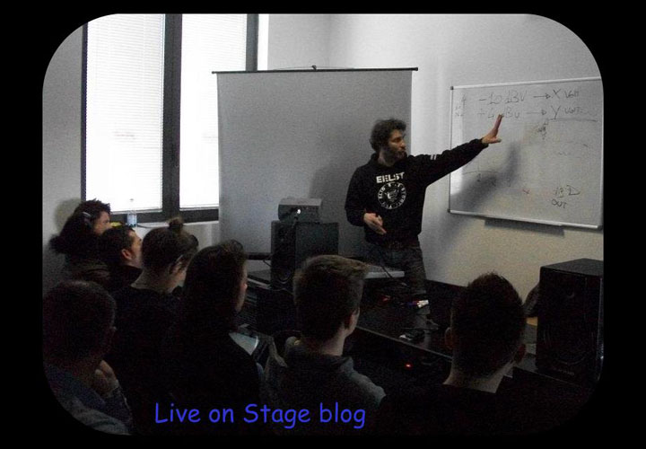 Live on Stage 1