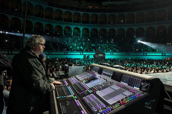 Steve May @ monitors