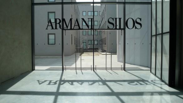 Armani Silos 1 - ingresso