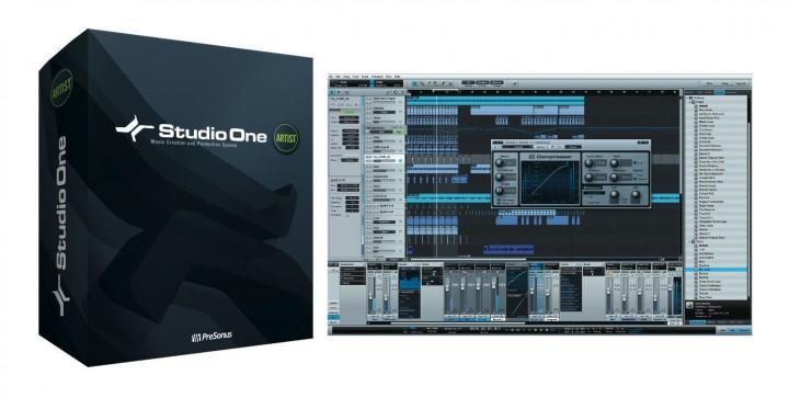 PreSonus_Studio_One_