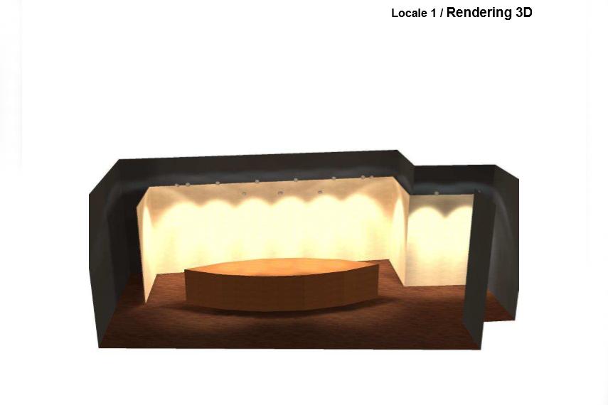 Lampade 3D Rendering