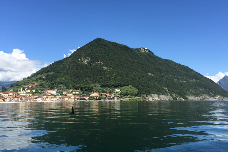 Montisola Lago