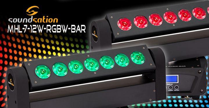 mhl-7-12w-rgbw-bar