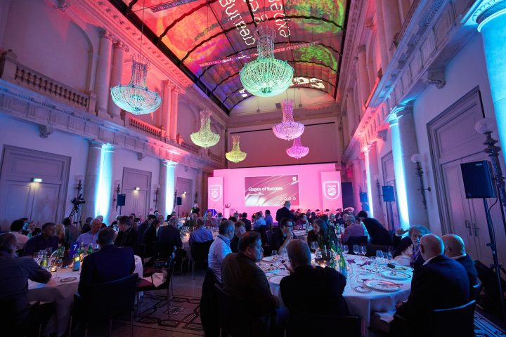 Philips Event STAGES OF SUCCESS Berlin 17.+18.11.2016 Hotel de Rome