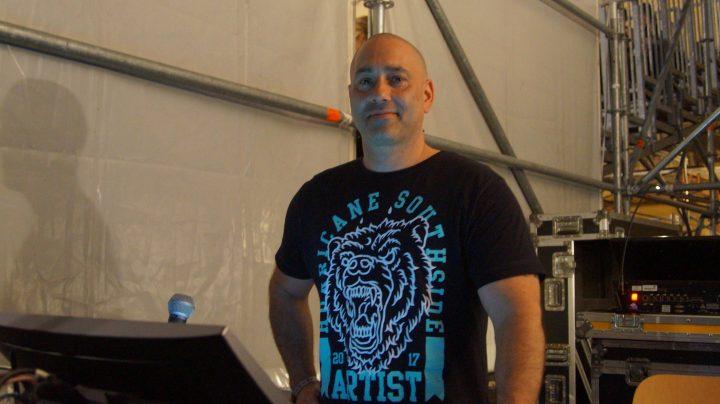 Intervista ad Adam Pendse FoH dei The Editors