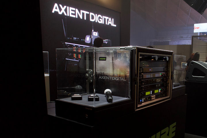 Shure MIR 2019 Anxient Digital