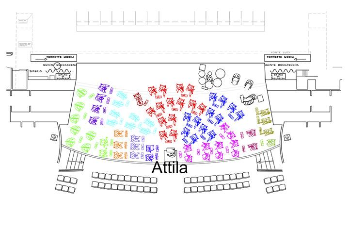 Buca Opera di Roma 2012