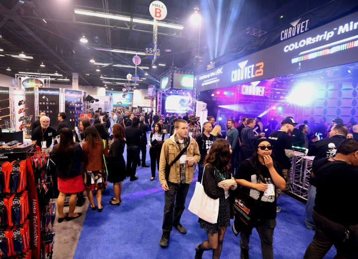 2014 NAMM Show - Day 1