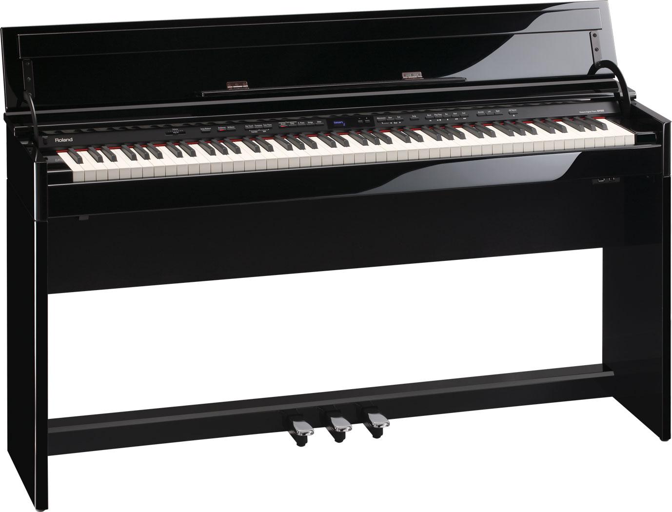 Roland dp90s il piano digitale compatto for Generatore di piano