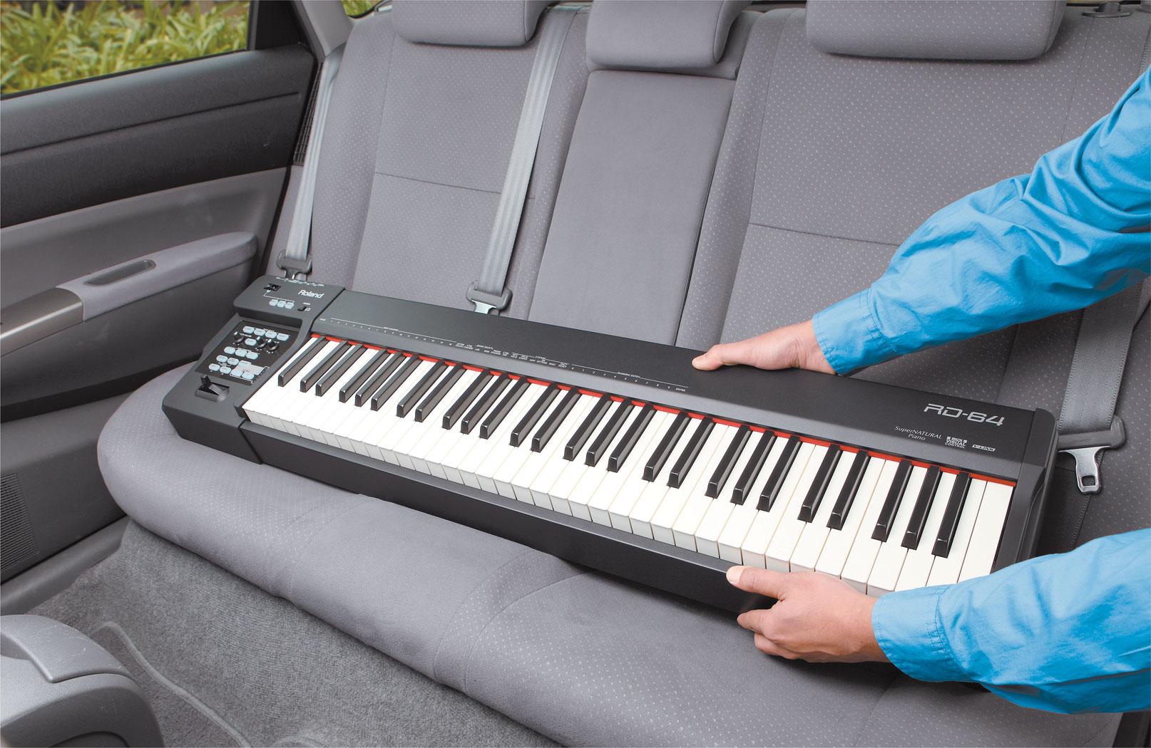 Roland rd 64 digital piano for Generatore di piano